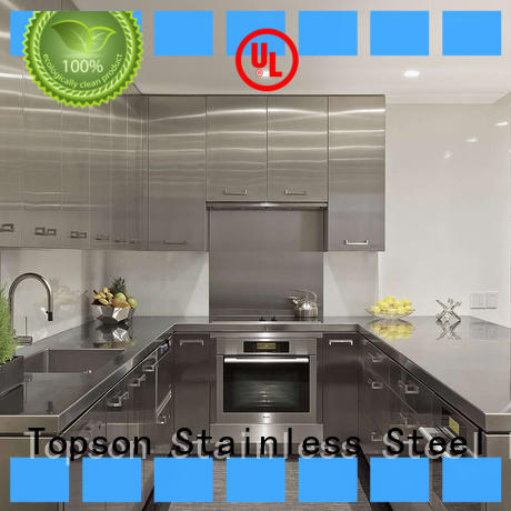 Topson kitchen customised metal works Supply for interior