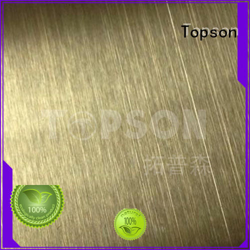 Topson stable mirror finish stainless steel speed for vanity cabinet decoration