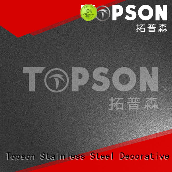 New stainless steel sheet sizes etching factory for floor