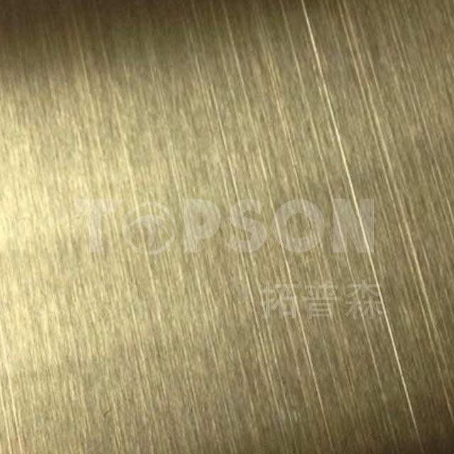 Topson mirror mirror stainless steel sheet factory for floor-1