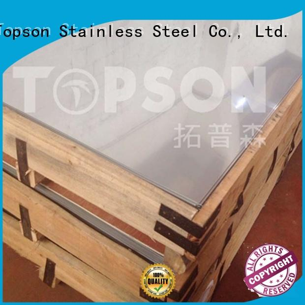 Topson magnificent stainless steel material collaboration for partition screens