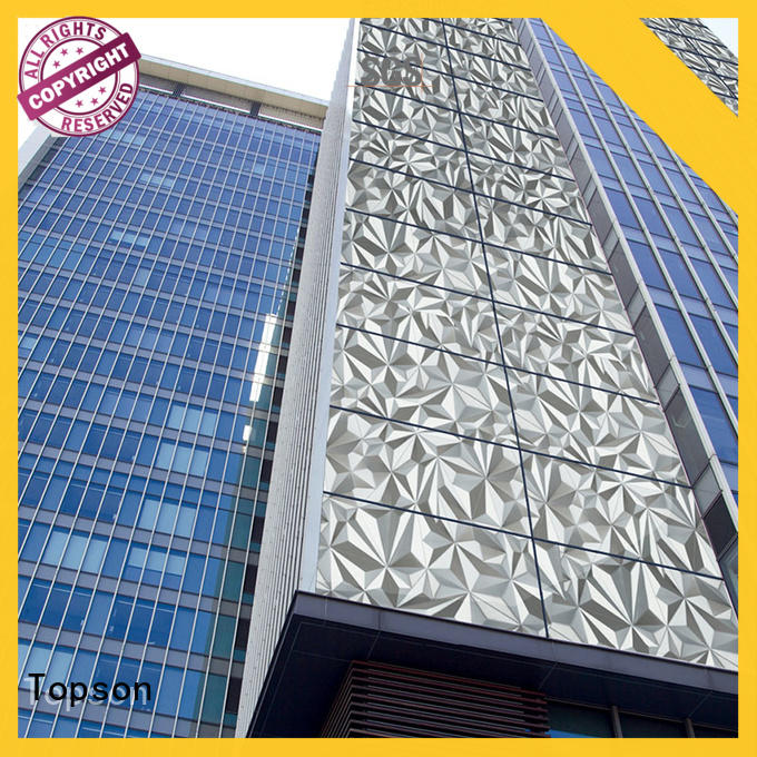good-looking stainless steel cladding suppliers door factory price for shopping mall