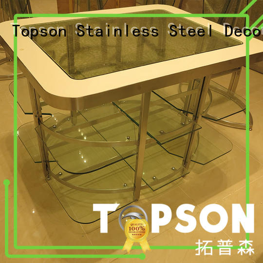 Topson High-quality metal works custom fabrication Supply for kitchen cabinet for bathroom cabinet decoratioin