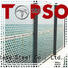 Topson Custom internal decorative screens manufacturer for protection
