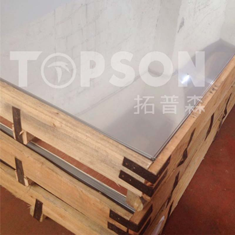Topson sheetmirror brushed stainless sheet company for floor-5