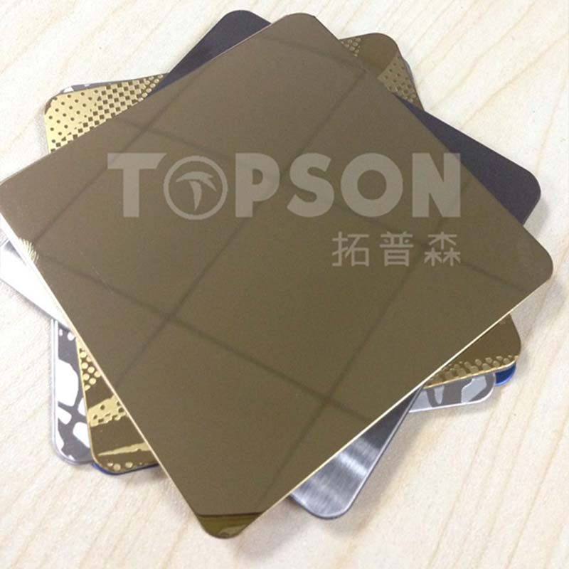 Topson magnificent stainless steel panels Suppliers for elevator for escalator decoration-5