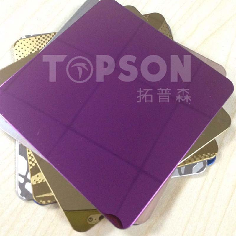 Topson High-quality stainless steel sheets China for vanity cabinet decoration-6