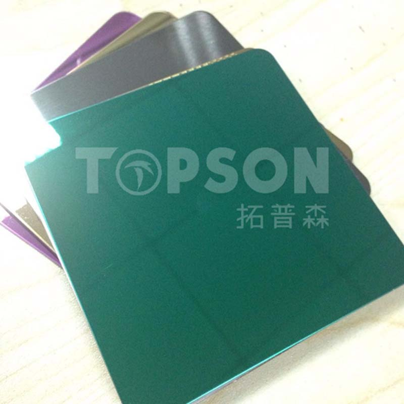 Topson magnificent stainless steel panels Suppliers for elevator for escalator decoration-7