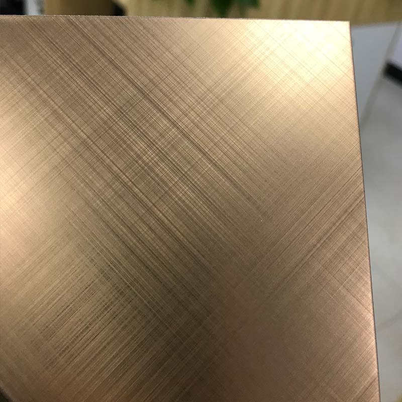 Latest stainless steel foil sheet sheetstainless company for partition screens-3