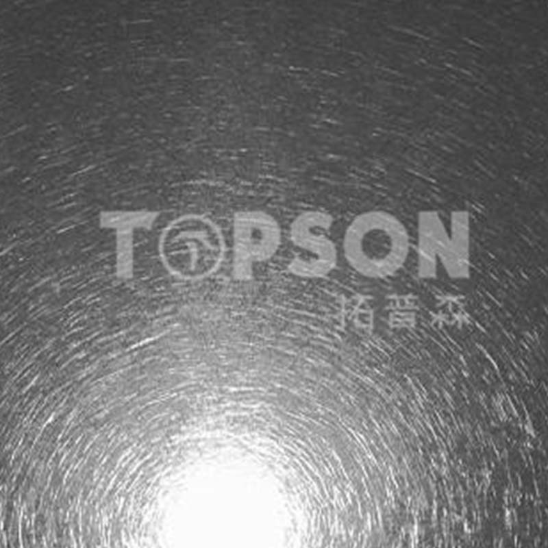 Topson hairline metal work supplies security for vanity cabinet decoration-6