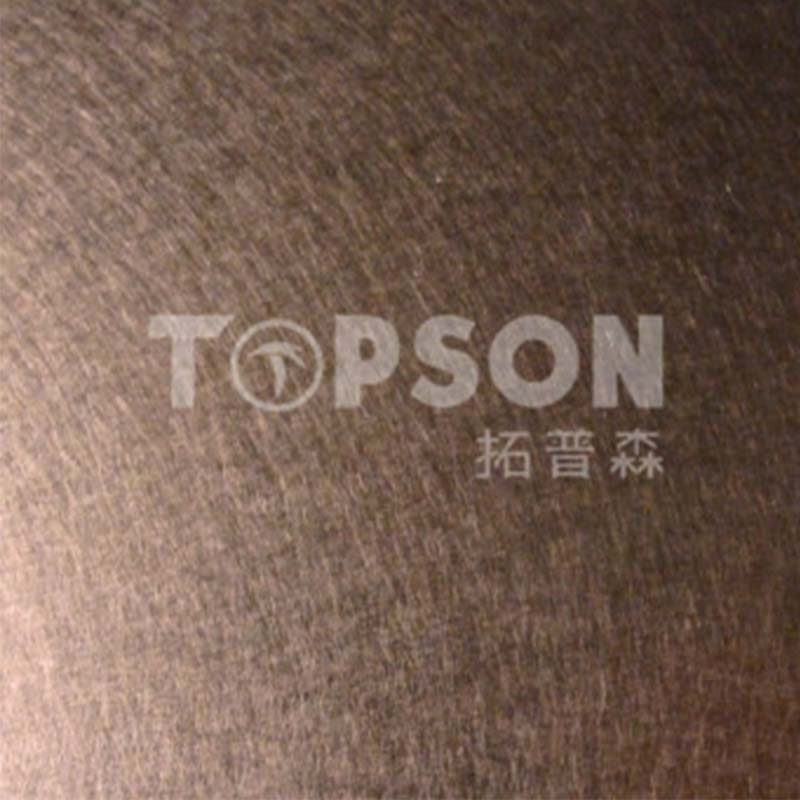 Topson hairline metal work supplies security for vanity cabinet decoration-7