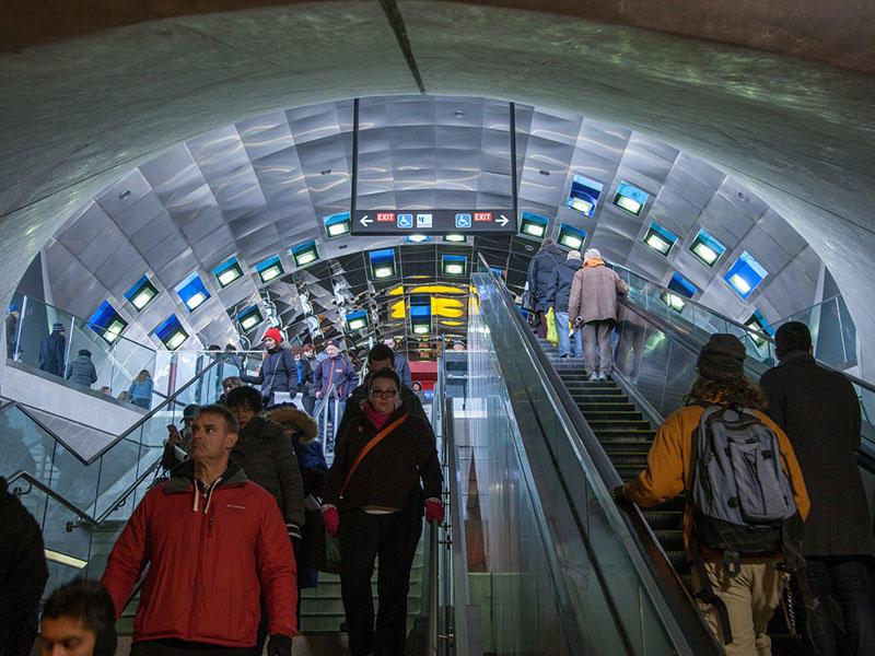 TTC Vaugan City Center Station