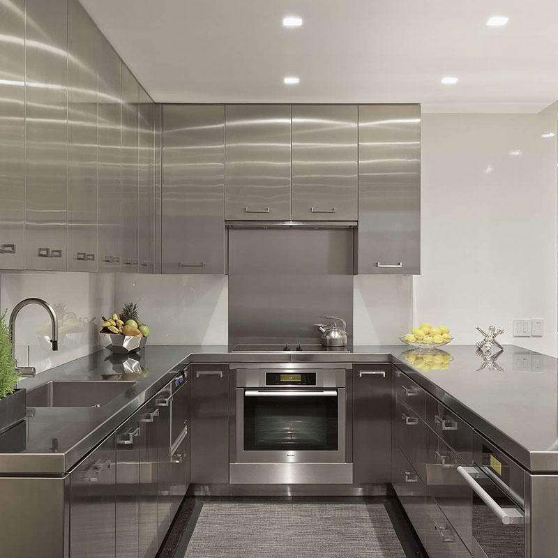 Stainless Steel Kitchen Cabinets Metal Furniture Manufacturers
