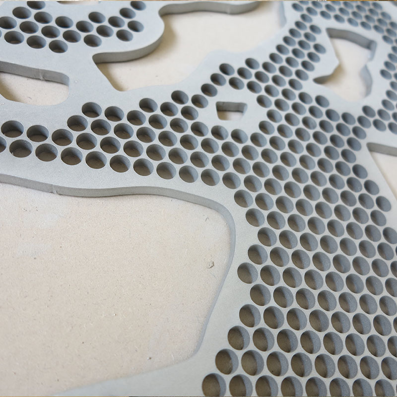 Topson Best welded steel grating Supply for apartment-1