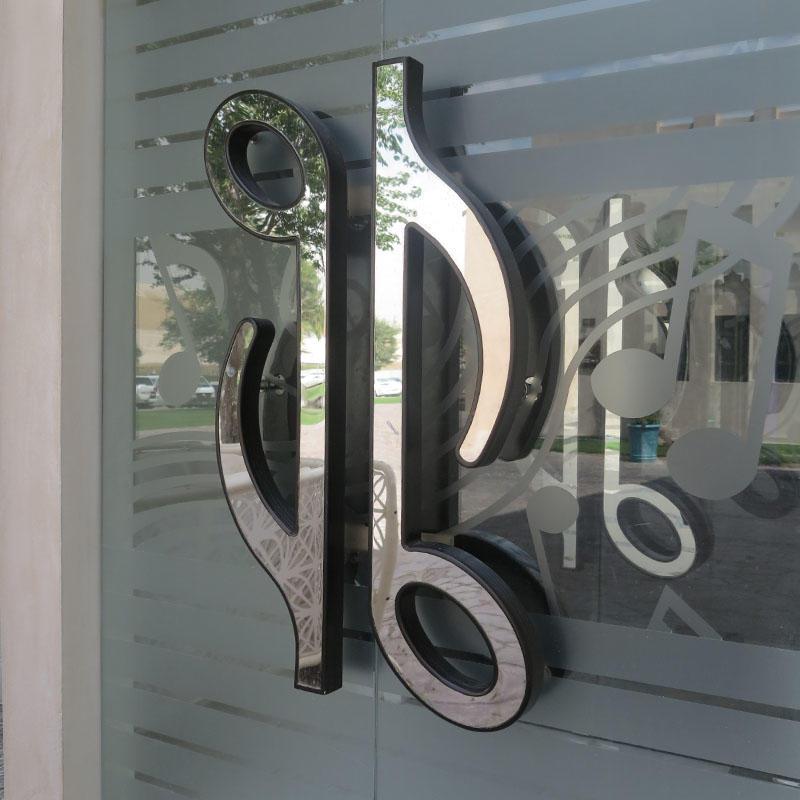 Stainless steel Door Handles commercial
