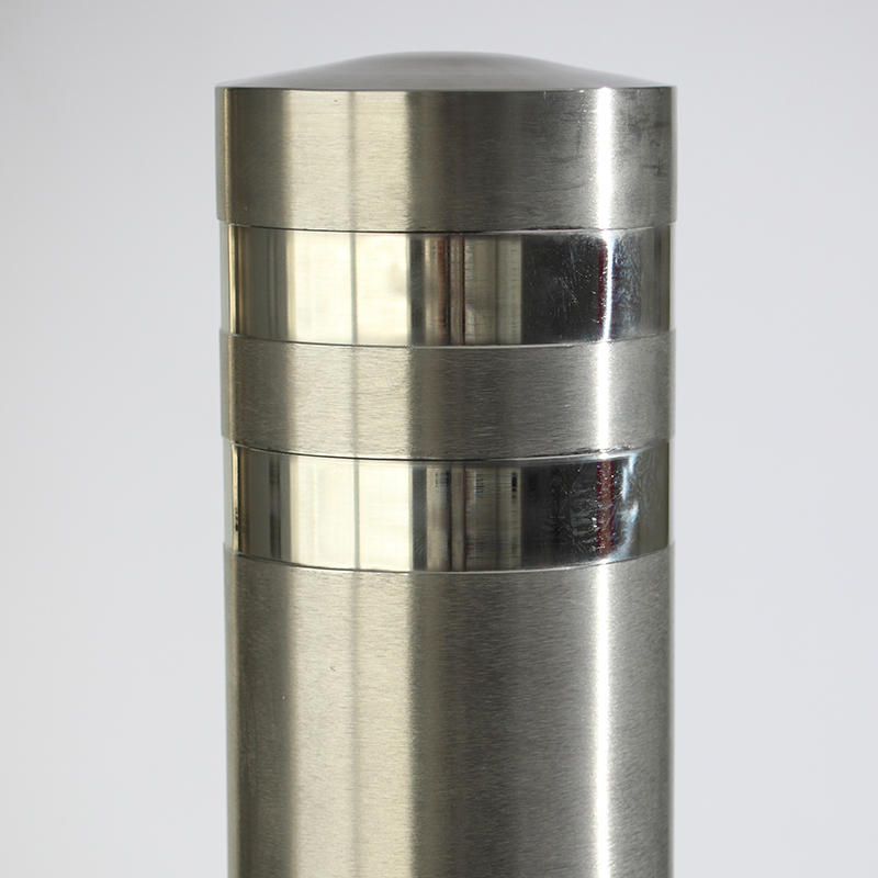 Stainless steel Bollards & stainless steel pipe bollards