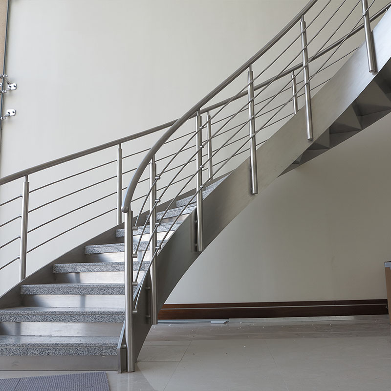 good looking stainless steel cable handrail stainless company for tower-1