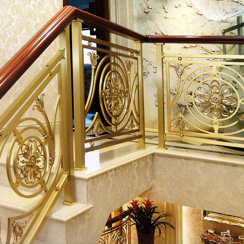 Staircase Stair stainless Handrail