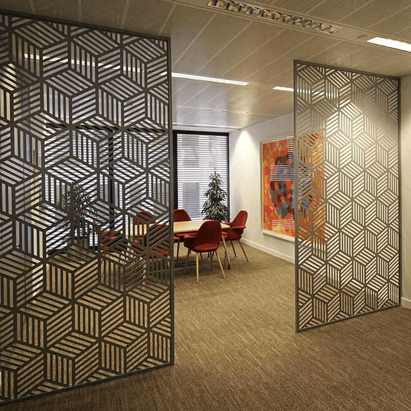 Aluminium Internal Screen&decorative metal screen panels