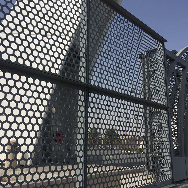 Stainless Steel Perforated Mesh&perforated plate screen
