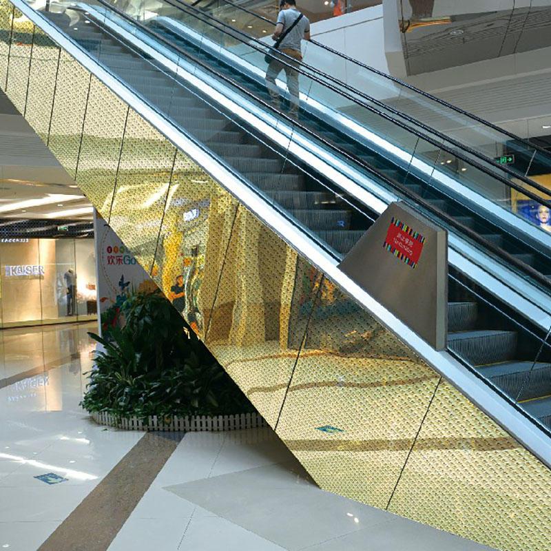 stainless steel   Elevator Cladding & stainless Door Jamb