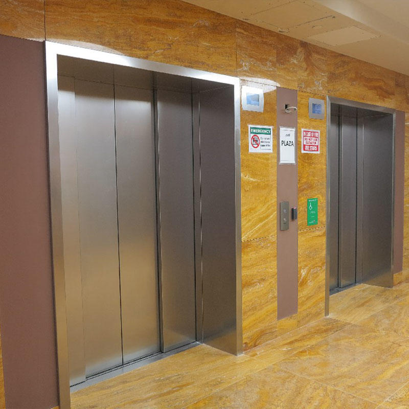 stainless steel   Elevator Cladding & stainless Door Jamb