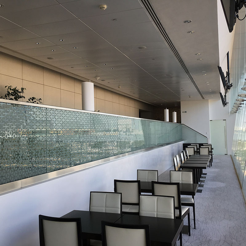 Topson furniture glass fabrication services for hotel-1