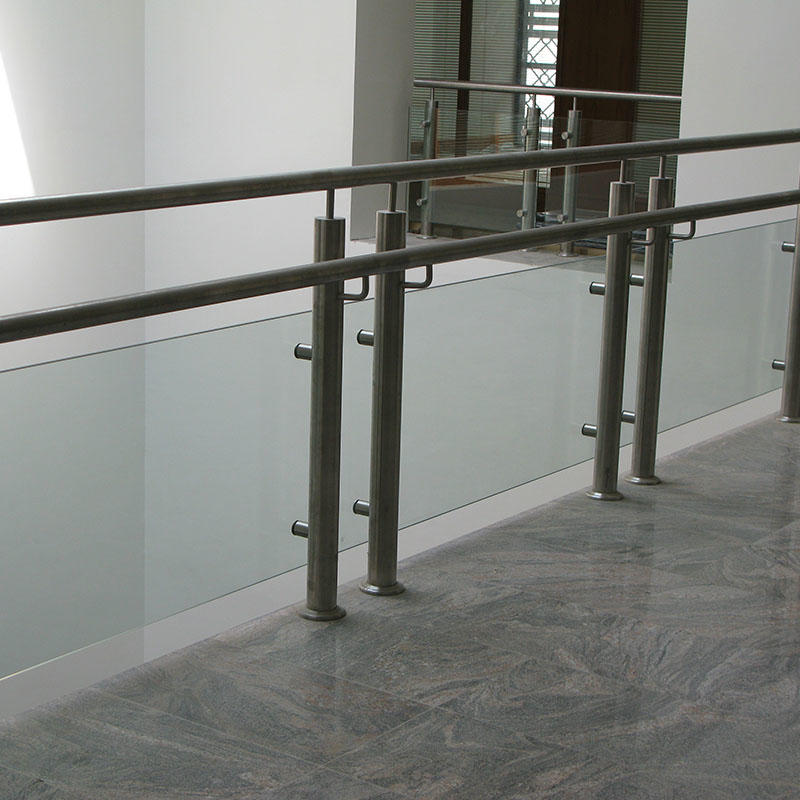 Glass Railing & modern glass Parition