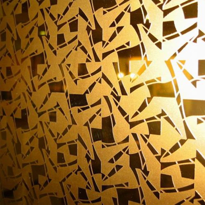 Topson brushed stainless steel sheet metal suppliers China for interior wall decoration-4