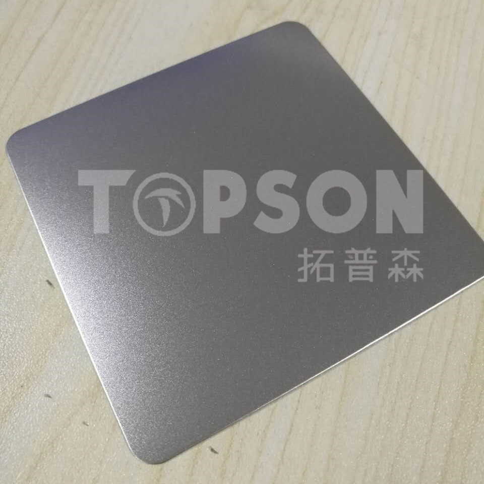 Topson antifingerprint stainless steel embossed plate for business for kitchen-2