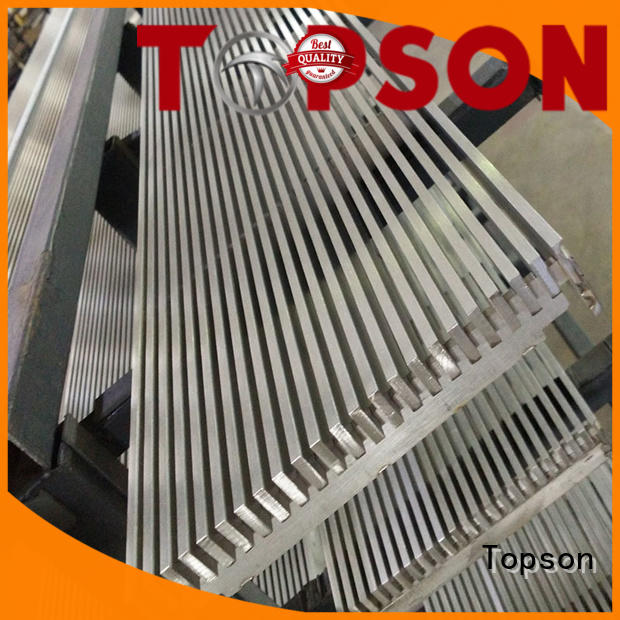 CNC Cutting Grating&stainless steel grating