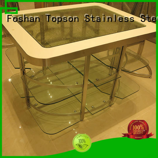 Topson cheap stainless steel cabinets manufacturers for building facades