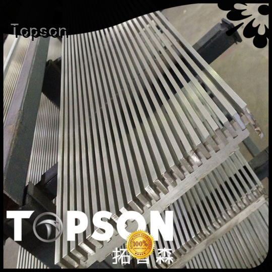 Topson Wholesale metal grating suppliers Supply for building