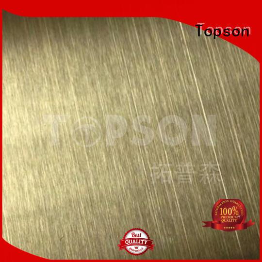 Topson sheet metal work supplies factory for furniture