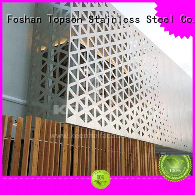 Topson special design mashrabiya screens for sale manufacturer for protection
