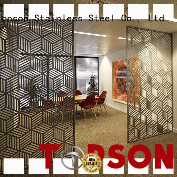 durable modern mashrabiya partitionmetal for curtail wall