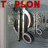 Topson stainless stainless steel door application for outdoor