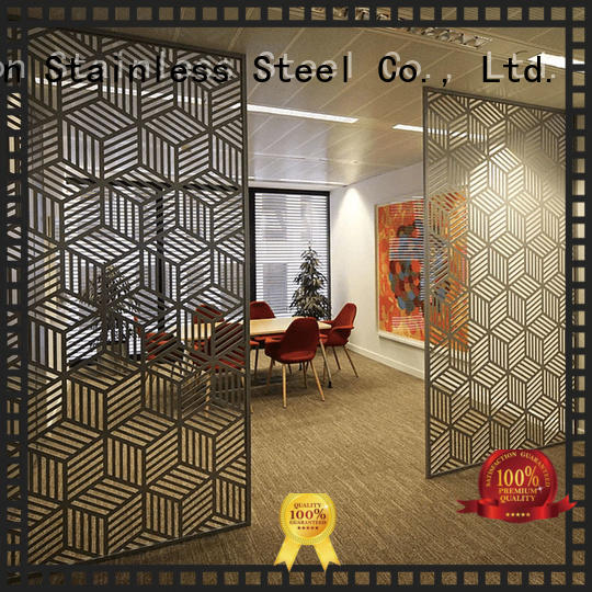 Topson reliable decorative metal screen panels from manufacturer for exterior decoration