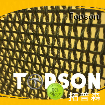 stable outdoor metal screen panels plate factory for protection