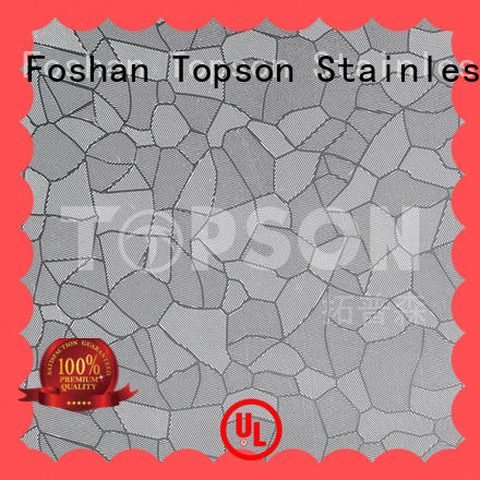 Topson metal stainless sheet metal manufacturers for handrail