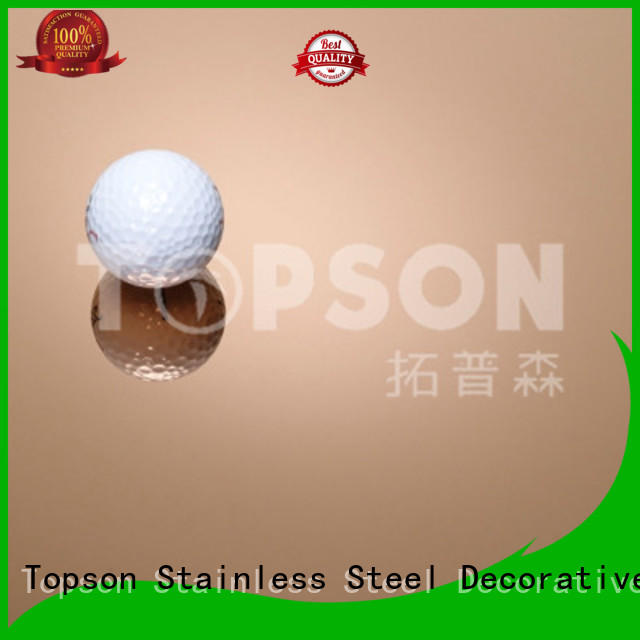 Latest stainless steel metal sheet prices mirror company for floor