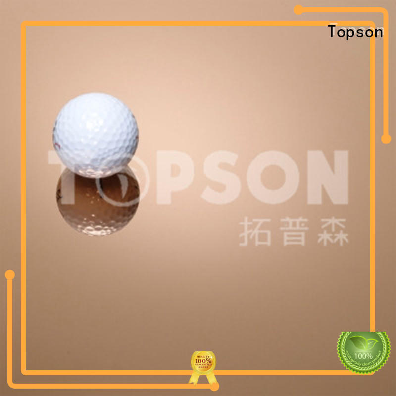 Topson New stainless steel embossed plate Suppliers for interior wall decoration