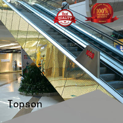 Top external metal cladding stainless manufacturers for elevator