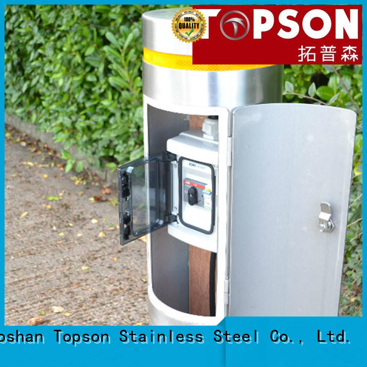 Best bollards for sale stainless for apartment