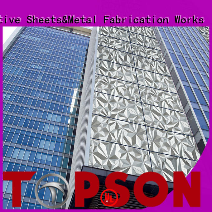 Topson cost-effective stainless steel cladding cost Suppliers for elevator