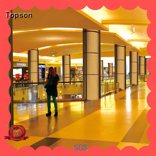 Topson cost-effective stainless steel wall cladding efficiently for wall