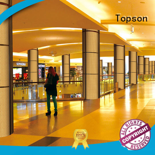 Topson Latest stainless steel cladding suppliers company for lift