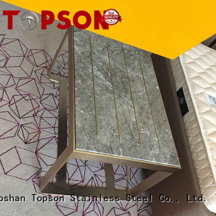 Topson furniture commercial stainless steel cabinets Suppliers for outdoor