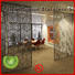 Topson elegant decorative metal mesh screen manufacturers for curtail wall
