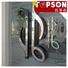 Topson good looking stainless steel internal door handles steel for kitchen decoration